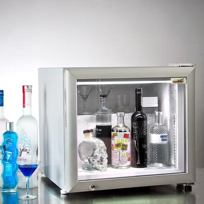 Excellence CTF-2 White Countertop Display Freezer with Sw...