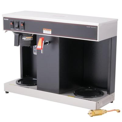 Bunn 07400.0005 VLPF Automatic Coffee Brewer with Two Low...