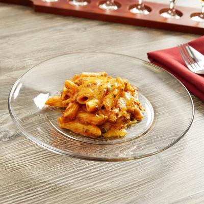 "Anchor Hocking 80001 10"" Glass Plate - 24/Case"