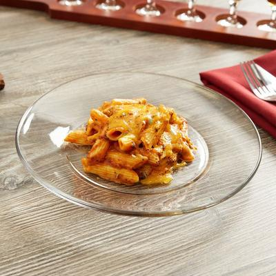 "Anchor Hocking 86037 10"" Glass Plate - 12/Case"