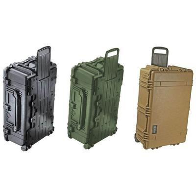 Pelican Dry Boxes 1650 Large Crushproof Wheeled Dry Case ...