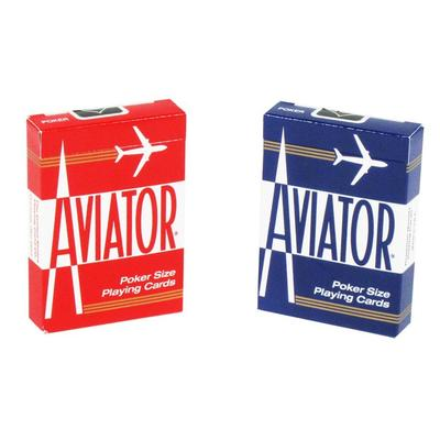 Aviator Playing Cards - Poker