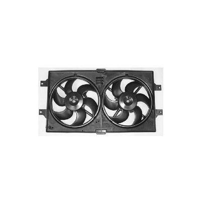 1998-2004 Dodge Intrepid Radiator Fan Assembly - Action C...