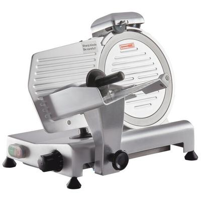 "Avantco SL310 10"" Manual Gravity Feed Meat Slicer - 1/4 hp"
