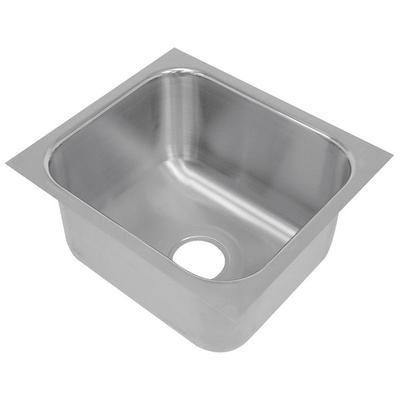 Advance Tabco 1824A-12 1 Compartment Undermount Sink Bowl...