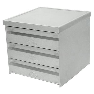 Advance Tabco ADT-3-2015 3 Tier Drawer Assembly with Side...