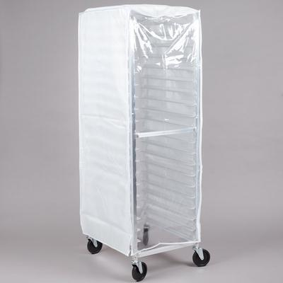 Advance Tabco PRC-1 Heavy Duty Bun Pan Rack Cover with Cl...