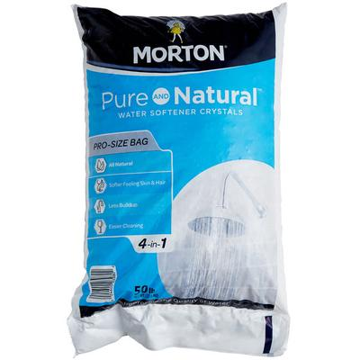 Morton Salt Solar Salt - 50 lb. / 800 oz.