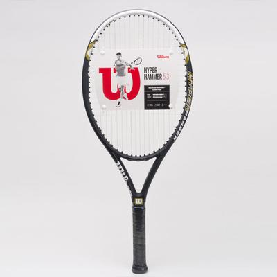 Wilson Hyper Hammer 5.3 Stretch Over Tennis Racquets