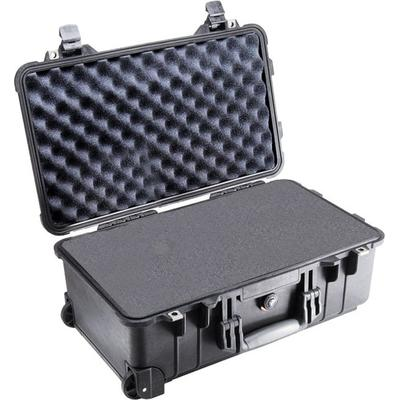 Pelican Dry Boxes 1510 Carry On 22x13x9in Wheeled Protect...