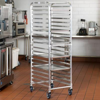 Regency 20 Pan End Load Bun / Sheet Pan Rack - Assembled