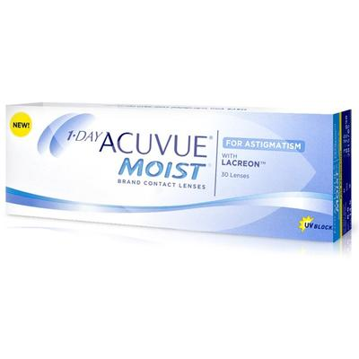 JOHNSON & JOHNSON 1-Day Acuvue Moist For Astigmatism cont...