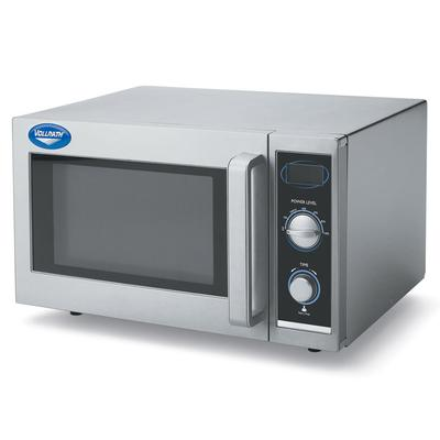 Vollrath 40830 1000w Commercial Microwave With Dial Contr