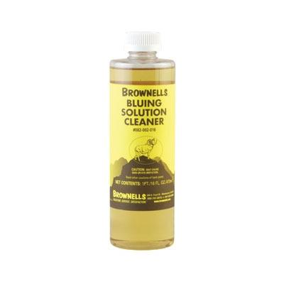 Brownell Bluing Solution Cleaner