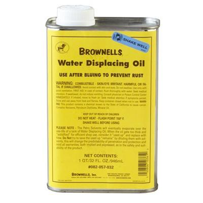 "Brownell Water Displacing Oil ""after-Bluing"" Rust Prevent..."