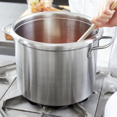 Vollrath 77560 Tri Ply 10 Qt. Stainless Steel Stock Pot