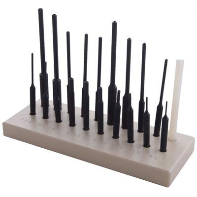 Brownells Roll Pin Punch Set