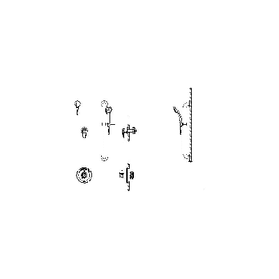 Delta T13H303-05 Single Handle Shower Valve Trim with Per...