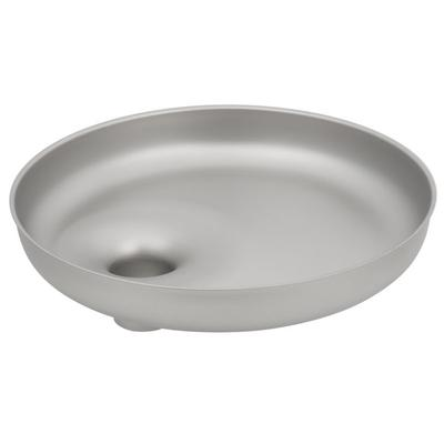 Hobart 12/22PN-SSTRND Stainless Steel Round Feed Pan for ...