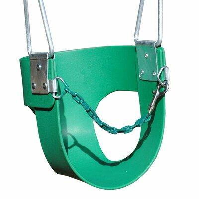 Creative Playthings Belted Toddler Swing with Chain AA928...