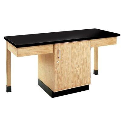 Diversified Woodcrafts 2 Station Science Table With Stora...