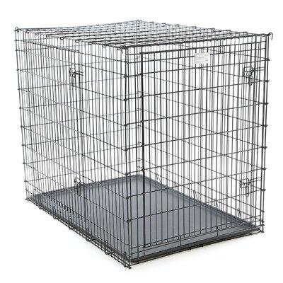 Midwest Homes For Pets Solutions Pet Crate SL54DD