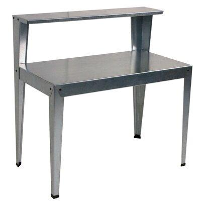 POLY-TEX Galvanized Steel Potting Bench HG2000