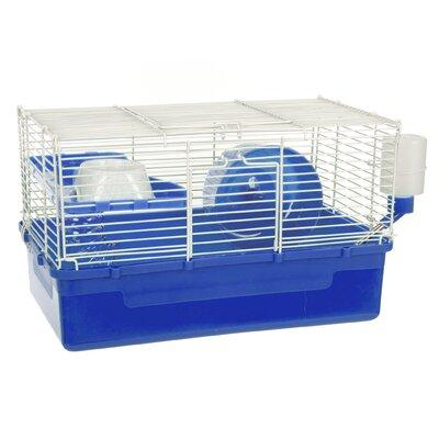 Ware Manufacturing Home Sweet Home Purple 1 Story Hamster Cage