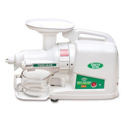 Tribest Green Star Gold Juicer TBS1003