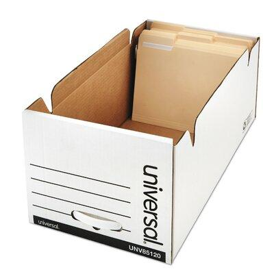 Universal Products Storage Box Drawer Files 6/Carton UNV8...