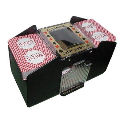 Trademark Global Automatic Four Deck Playing Card Shuffle...