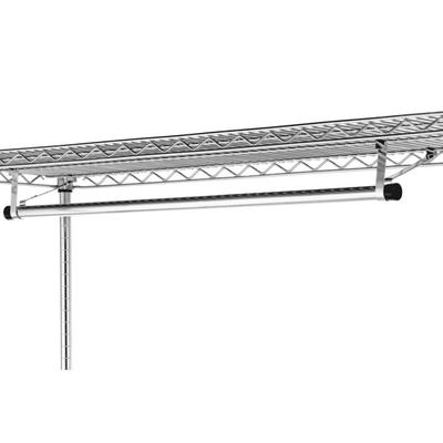 "Metro AT4818NC 48"" Garment Hanger Tube with Brackets for ..."