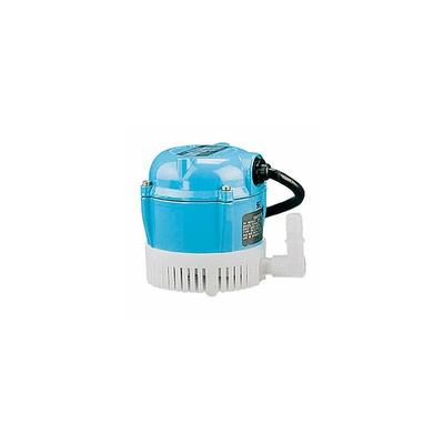Little Giant 501500 205 GPH 127V Small Submersible Permanently Lubricated Pump w Steel