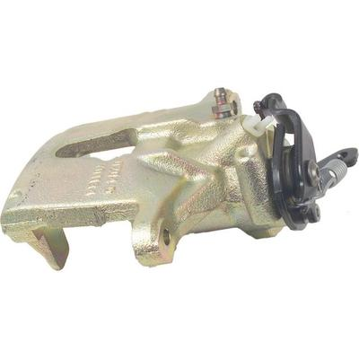 2002-2005 Jaguar X Type Rear Left Brake Caliper - A1 Cardone 19-3179