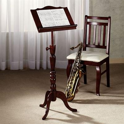 Aubrie Music Stand Adjustable