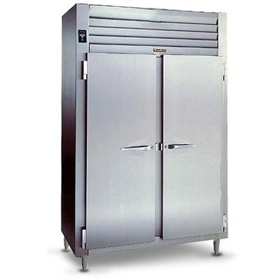 TRAULSEN RHT232DUT-FHS Stainless Steel 42 Cu. Ft. Two Sec...