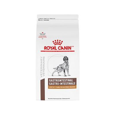 Royal Canin Veterinary Diet Gastrointestinal Low Fat LF Dry Dog Food, 6.6-lb bag