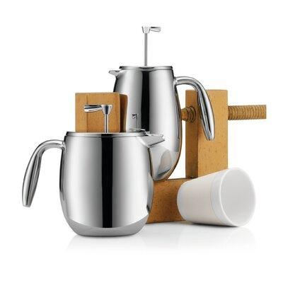 Bodum Columbia 4 Cup Double Wall French Press Coffee Make...