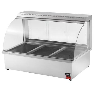 Vollrath 40732 Cayenne Portable Bain Marie Hot Display Ca...
