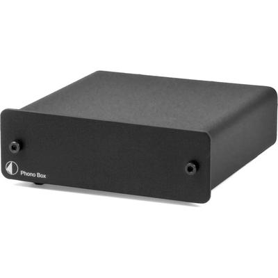 Pro-Ject PhonoBox DC (BK) MM phono preamp