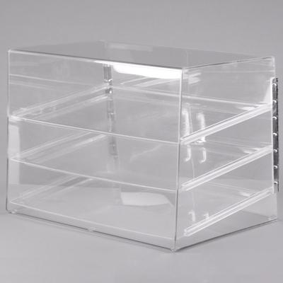 CAL-MIL 1202 Classic Three Tier Pastry Display Case with ...