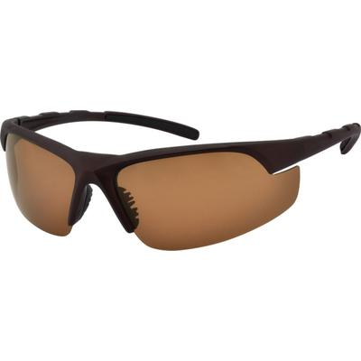 Zenni Mens Sporty Sunglasses Brown Frame Other Plastic A10183615