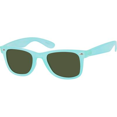 Zenni Sunglasses Blue Frame A8270516