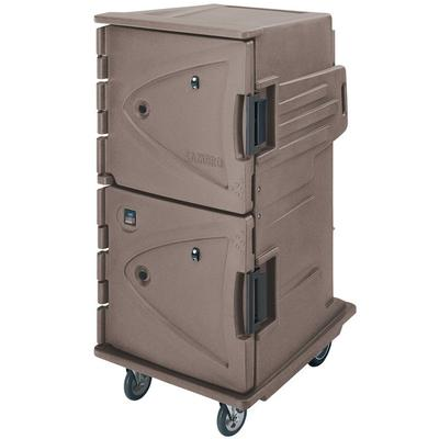 Granite Sand Cambro CMBHC1826TSC Camtherm Electric Food Holding Cabinet