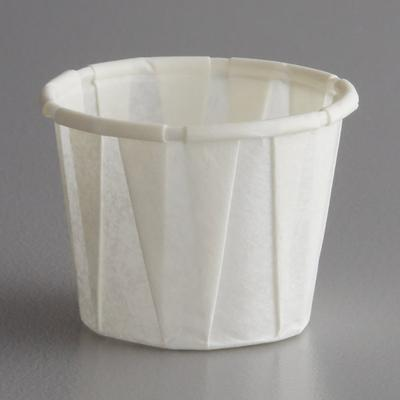 Genpak F050 .5 oz. Harvest Paper Souffle / Portion Cup - ...