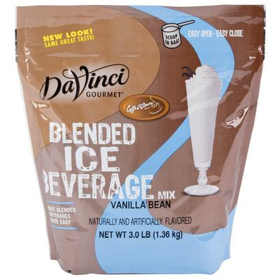 DaVinci Gourmet Ready to Use Vanilla Bean Mix - 3 lb.