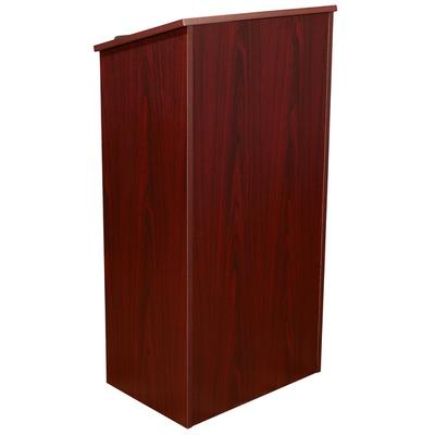 Oklahoma Sound 222MY Mahogany Finish Lectern