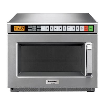 Panasonic NE-12523 1200w Commercial Microwave with Touch ...