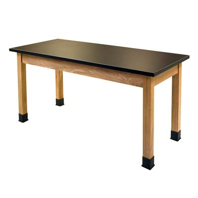 "National Public Seating SLT2448 24"" x 48"" Science Lab Tab..."