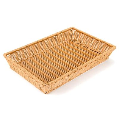 GET WB-1553-HY Rectangular Polyweave Basket, Dishwasher S...